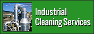 Industrial Cleaning Services Icon
